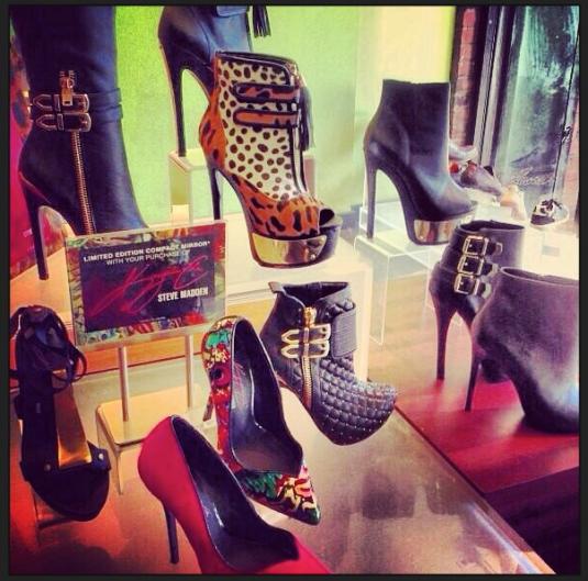 keysha cole shoes
