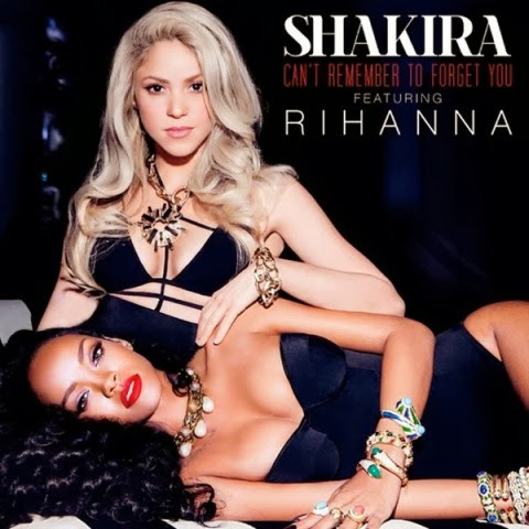 The Cover Of The New  Single By Sharkira Ft. Rihanna